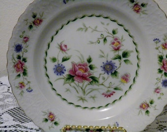 Vintage Beauties. Flowered  Keito Spring Night Pattern China