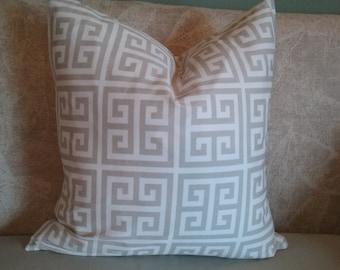 Items Similar To Decorative Pillow Bison Pillow Cover Tan