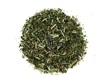 Passiflora Passion Flower Dried Loose Stems & Leaves Herbal Tea - Buy Any 2x50g Get 1x50g Free!