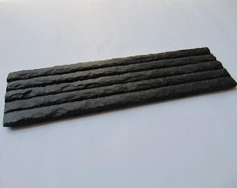 Natural slate pencil