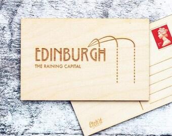 Postcard: The Raining Capital