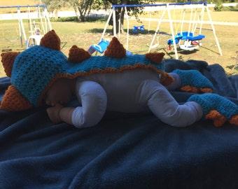 Baby Dino photo prop