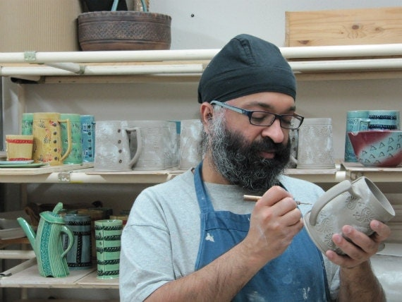 Charan of Creative with Clay