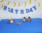 Monkey Birthday Party Kit...