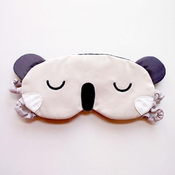 koala schlafmaske auge schlafmaske koala eyemask. Black Bedroom Furniture Sets. Home Design Ideas