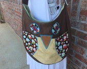 Owl shape purse