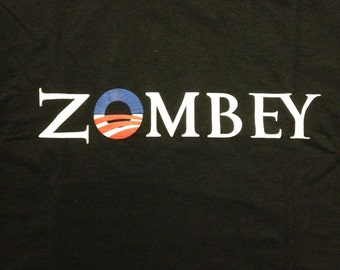 Zombie Nation Zombey Tee Shirt