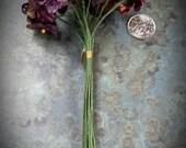 Velvet Flowers Forget Me Nots