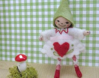 Little Love Pixie Brooch