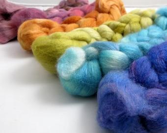 clotho's camel merino silk mini pack