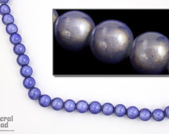 8mm Periwinkle Wonder Bead (25 Pcs) #5739