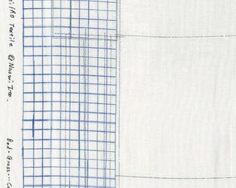 Nani Iro Kokka Japanese Fabric bed grass cozy linen - A - 50cm