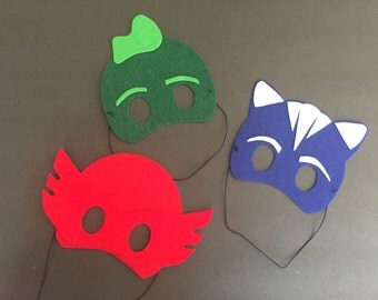 MADE TO ORDER PJs Masks
