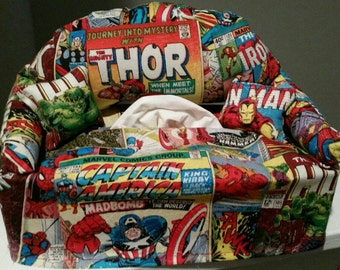 Superhero  Tissue box cover