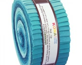 Kona Cotton Pool Party Roll up 2.5inch Strips 40pcs