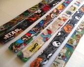 Marvel Lanyard - Fabric Lanyard - ID Badge Holder - Keychain - Badge Holder - Key Chain