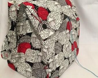Serena Knitting Bag