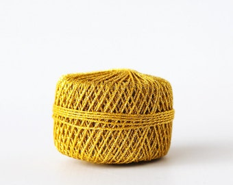 SALE! Gold Twine for Gift Wrapping // 66 Foot Spool