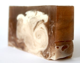 Chai Tea Olive Oil and Shea Butter Bar Soap