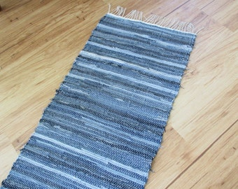 DENIM Narrow Rug/Tablerunner