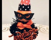 Halloween Decoration Happy Jack  Halloween Ornament