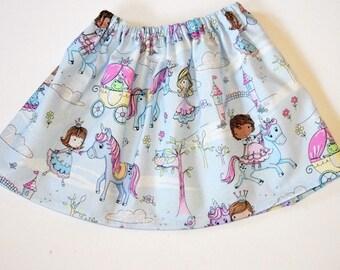 Girl's Unicorn Skirt / Children's / Kids / Baby Clothes
