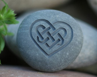Celtic Heart - Celtic knot - symbol of love