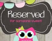 Reserved Listing for Christina