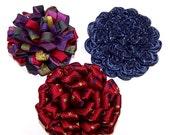 Custom Order for 1 Pansy Retied Bloom