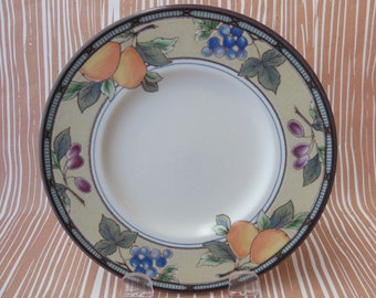 Mikasa Garden Harvest CAC29 - Set of 6 Saucers
