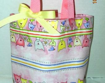 Kittens Tote/Gift Bag