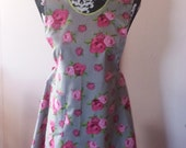 1940's Vintage Look New Apron Reproductions free shipping