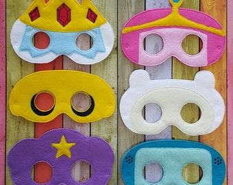 Adventure Masks * Birthday Parties, Party Favors, Playtime