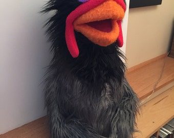 Rooster Chicken Professional Muppet Style Puppet