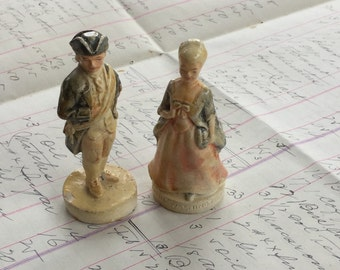 Sebastian George Martha Washington Miniatures Massachusetts Baston