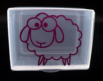 Container, Sheep Box for your Stitchmarkers