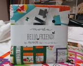 Hello Friends charms - reduced