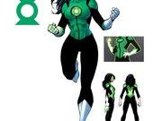 Green Lantern Jessica Cruz Costume
