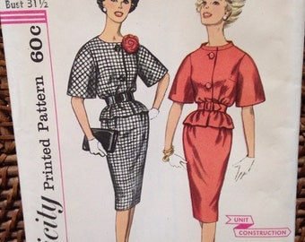60's Simplicity pattern / great jacket