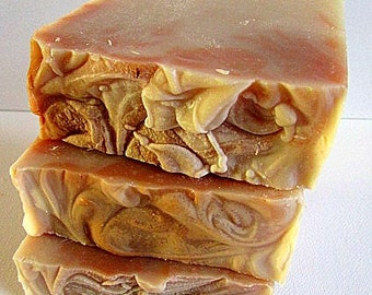 SALE-Sandalwood and Musk Soap