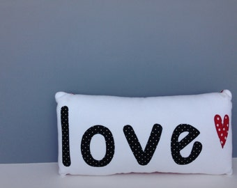 Valentine Love Be Mine I Love You Accent Decorative Pillow Gift