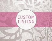Custom Order - Hilda Bedolla