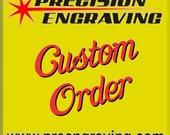 Custom order for  redrobin3862