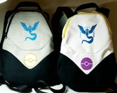 Pokemon Go Backpack reserved for Sparrow Morgan