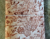 Fabric Traveler's Notebook:  The DevilleDori!