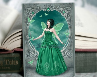 ACEO Emerald Birthstone Fairy Limited Edition Mini print