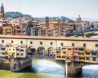Collection of 5 Fine Art Photographs on Canvas or Print: Dreaming of Italy
