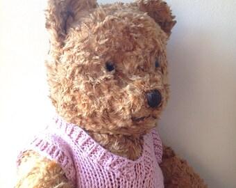 Vintage Continental Teddy Bear