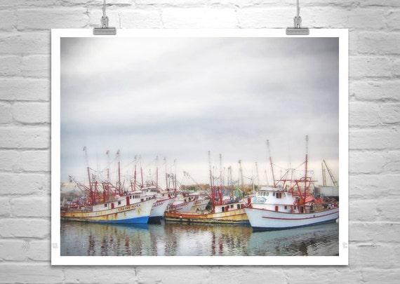 Puerto Penasco, Rocky Point Photo, Sea of Cortez, Mexico Photograph, Harbors, Marinas, Nautical Art, Boats, Ships, Marine Art, Fishing Boats