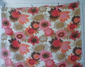 Fabulous floral tablecloth
